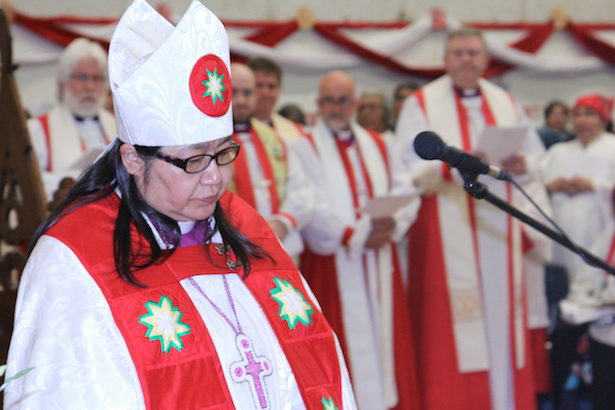 New indigenous diocese celebrated