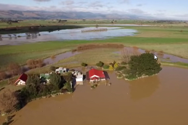 Marae face major clean-up after widespread flooding