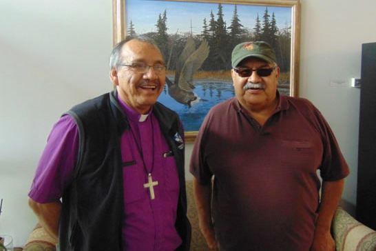 Anglican Church pledges financial support for wildfire relief