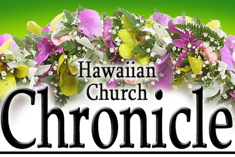 The E-Newspaper of the Episcopal Diocese of Hawai'i