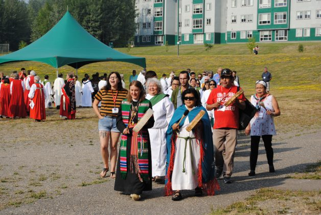 Sacred Circle ponders principles of future Indigenous church